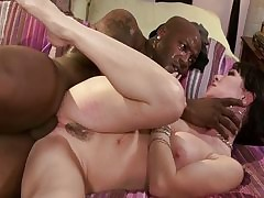 RayVeness Interracial MILF