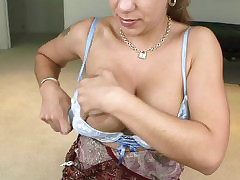 Awesome Milf Cum Swallowing