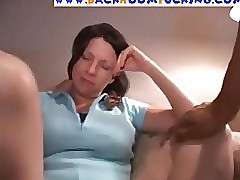 Baffle fucks amateurish milf..