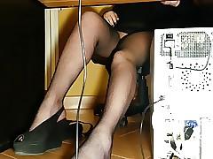 zia sotto polar scrivania