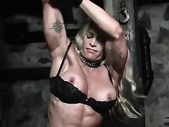 Unmasculine Bodybuilder..