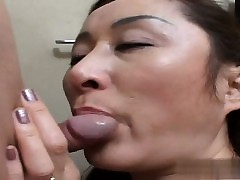 Cowgirl facefuck
