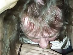 Blistering Granny enjoying coitus