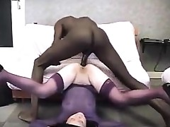 Asian Granny Fucked Involving..