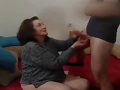 Arab Granny