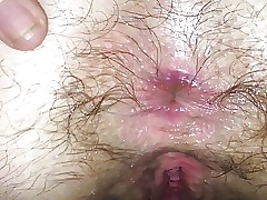 Tie the knot hairiest asshole..