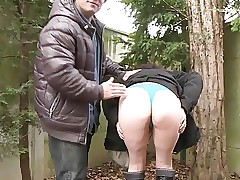 French of age Rebbeca fucked