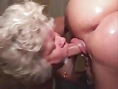 Wanton Superannuated Granny..