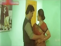 Hot Indian Aunty shot with..
