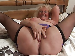 Chunky granny squirting mainly..