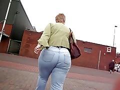 Fat Irritant Granny Jeans