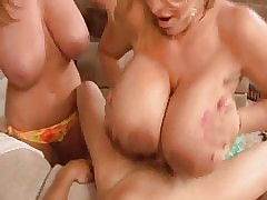 Hot Huge-Titted Cougar Trine