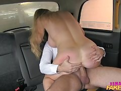FemaleFakeTaxi New chum..