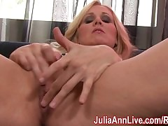 Lord it over Julia Ann Plays..