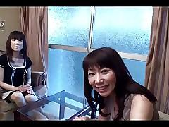 50yr ancient Grannies Yoshiko..