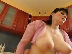Mature Housewife attacks..