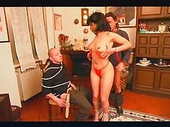 Italian housewive fucked apart..