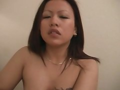Cute Asian Strumpet Spasmodical..