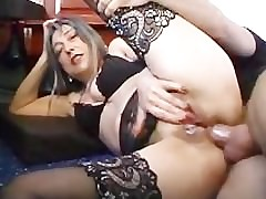 French Grown up  Gets Fucked..