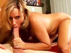flaxen-haired milf takes a..