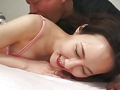 Hot Asian Cosset Gets Clean out..