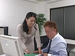 43yr grey MILF Tuyako Yoshino..