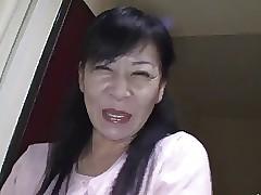 49yr aged Granny Maki Shikano..