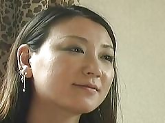 Piping hot Japanese Milf..