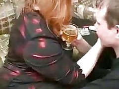 Obese BBW Russian matured maw