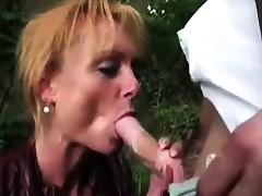 Redhead MILF having sexual..