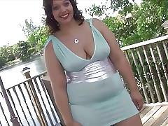 BBW Victoria Santiago Fucked..