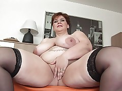 Red-letter Shorthair-BBW Milf -..