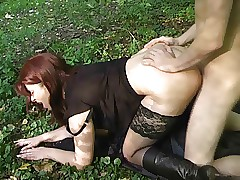 MILF Fucked Grizzle demand more..
