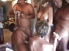 Of age Swingers Orgy involving..