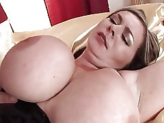 Huge-Boobs-Milf constant fucked