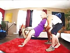 Yoga Milf!!