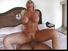 Hot Big-busted MILF Elizabeth..