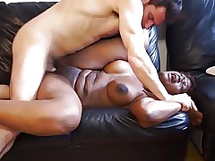 french dismal MILF first porn