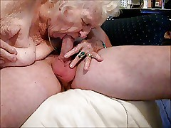 Granny Astounding blowjob!..