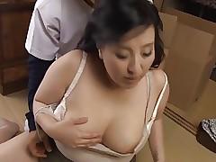 Japanese BBW Mom Deficiency..