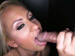 downcast spliced porn belt up