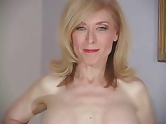 Nina Hartley pantyhose..