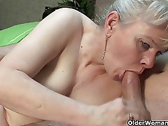 Hot grannies who settle upon..