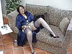 Suzie Of age Solely fro Stockings