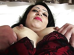 Hot Arab British Female parent..