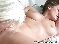 Mommy Pansy MILFs chafing juciy..