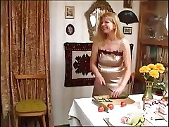 MILF fucks say no to younger..