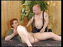 Redhead-Shorthair MILF fucked..