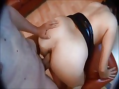 Obese tochis milf homemade anal