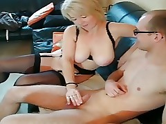 German milf tryst